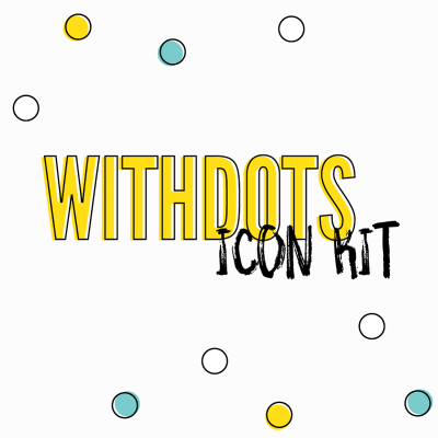 Icon kit - Lines & Dots
